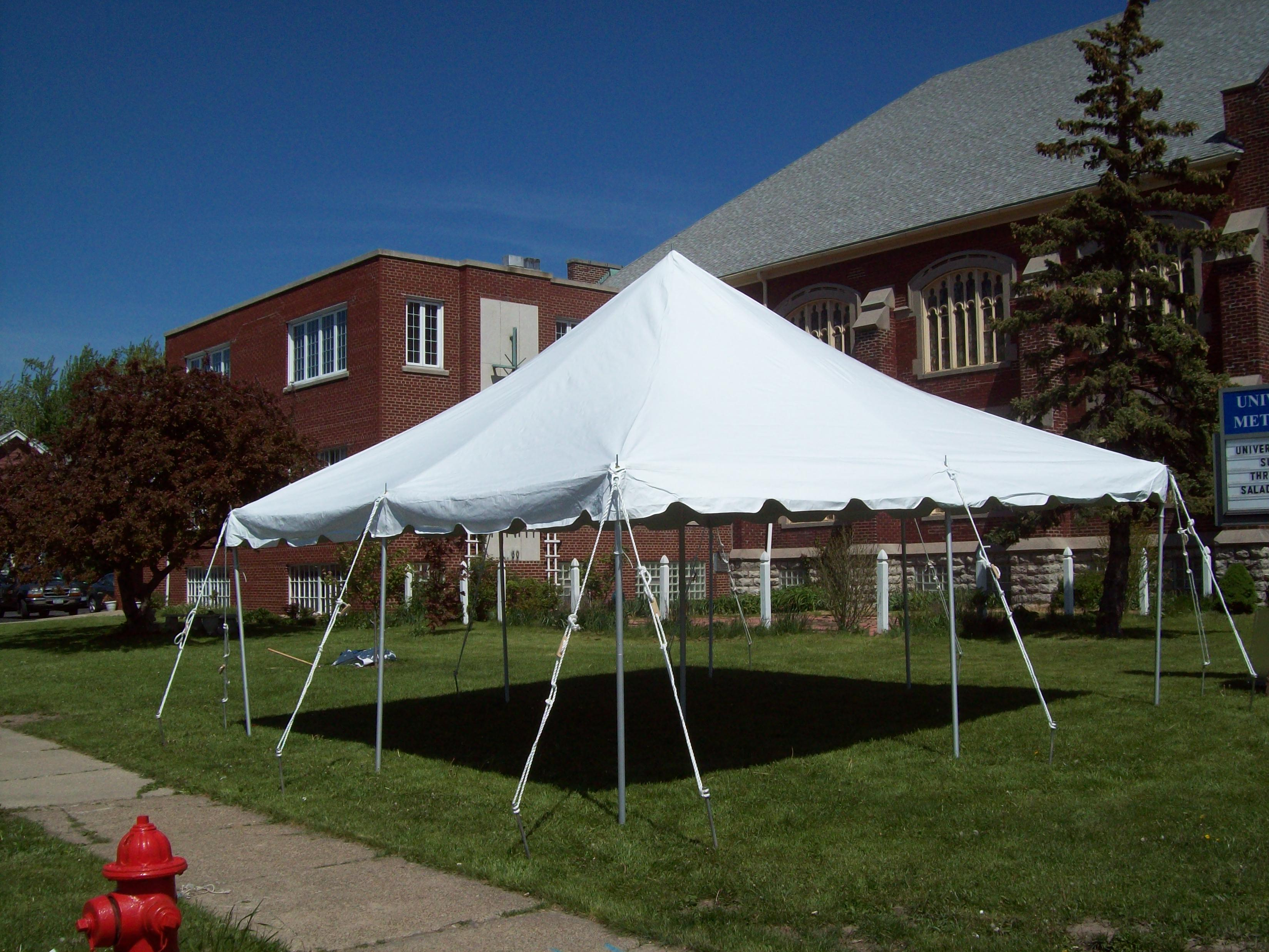 Tent and Table Pole Tent Buying Guide