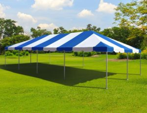 A frame tent by Tent and Table